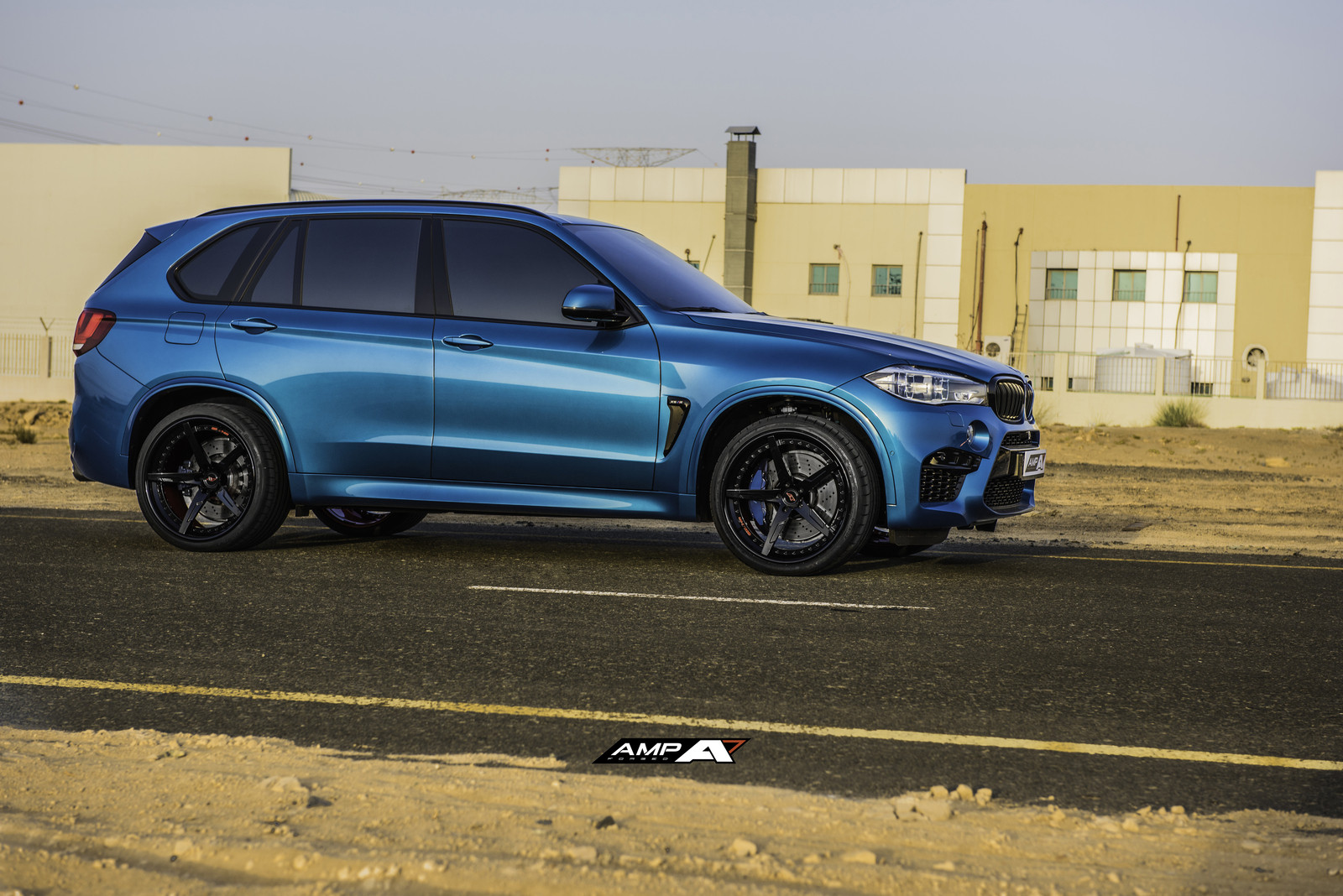 Compare Bmw X3 And X5 >> 2016 BMW X5M F85 on 22 inch AMP-5 Forged Wheels