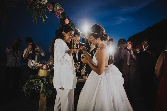 Sed poche wedding