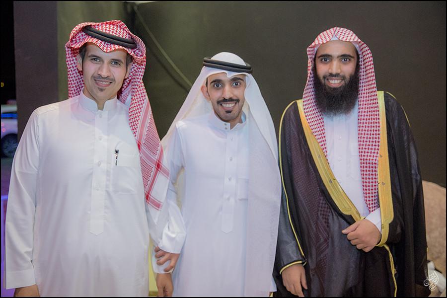 تغطية أفراح عائلة العمران &