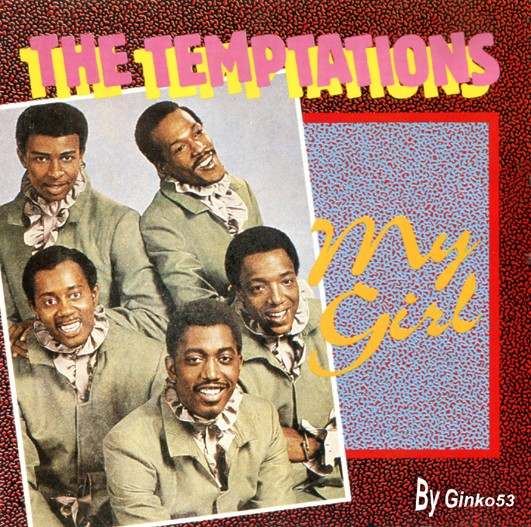 The Temptations - My Girl (1988)