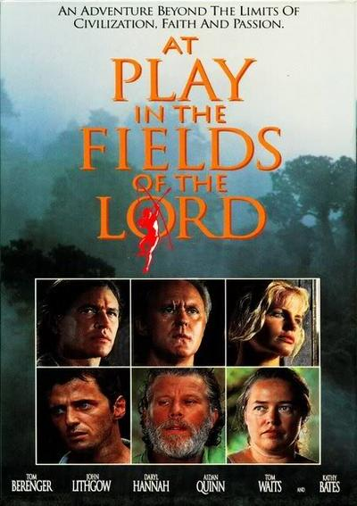 Boy in cinema: At Play in the Fields of the Lord (1991)
