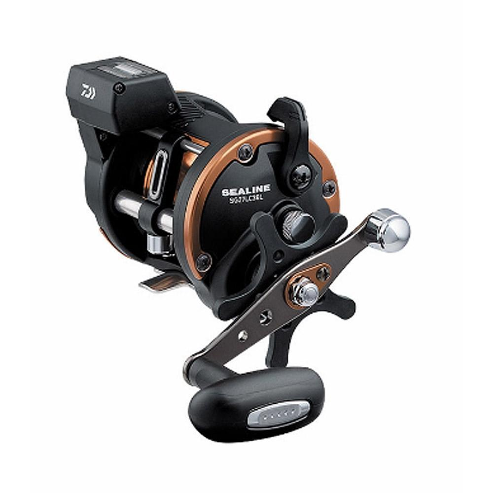 Fs 4 Daiwa Sealine Sg27lc3bl Left Hand Line Counter