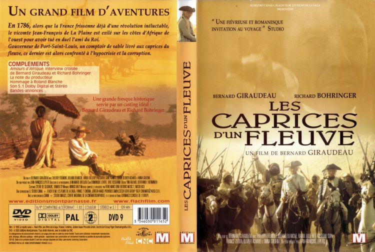 Les Caprices d'un fleuve 1996 FRENCH DVDRip XVid AC3 afrique31