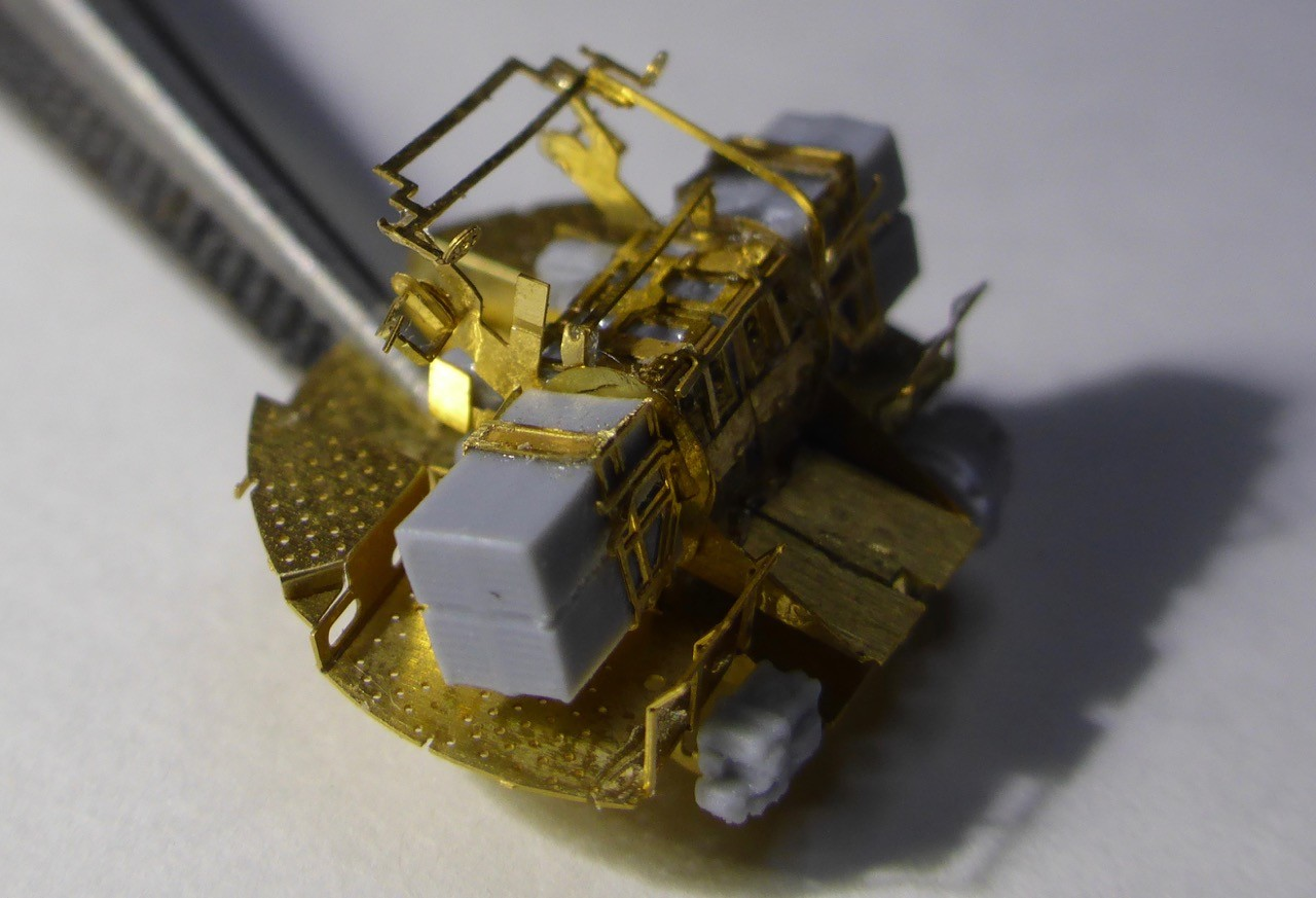 Model Shipwrights :: HMS Hood 1941 - Trumpeter 1/350 ... - photo#27