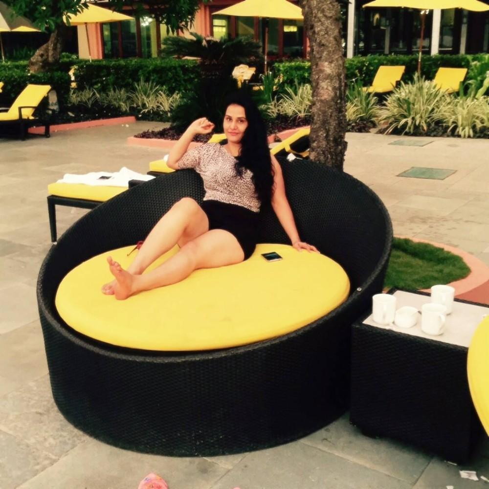 Telugu Actress Apoorva Aunty - Social Media Pictures - Sexy Actress Pictures   Hot Actress Pictures