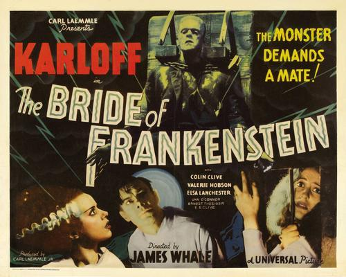 James Whale – Bride of Frankenstein (1935)