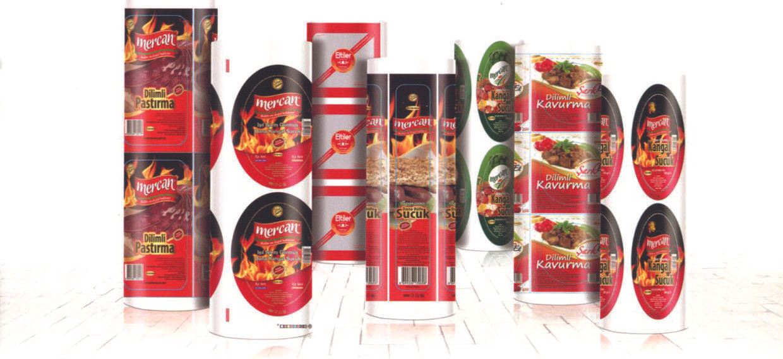 Flexible Ambalaj - Etiket - Oluklu Mukavva Grafik Tasarım - Türkiye Geneli
