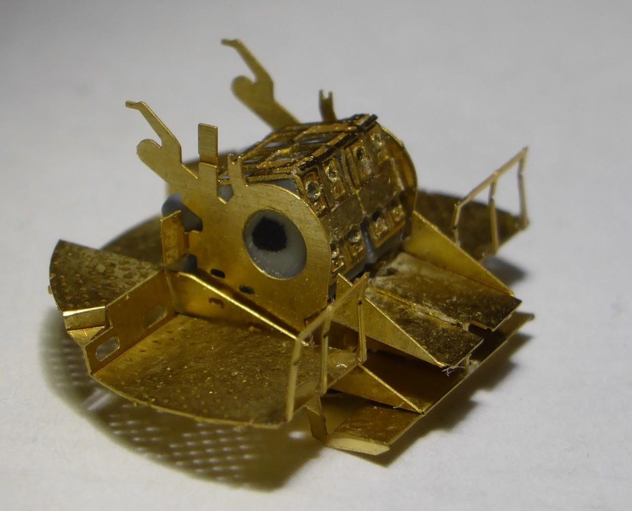 Model Shipwrights :: HMS Hood 1941 - Trumpeter 1/350 ... - photo#17