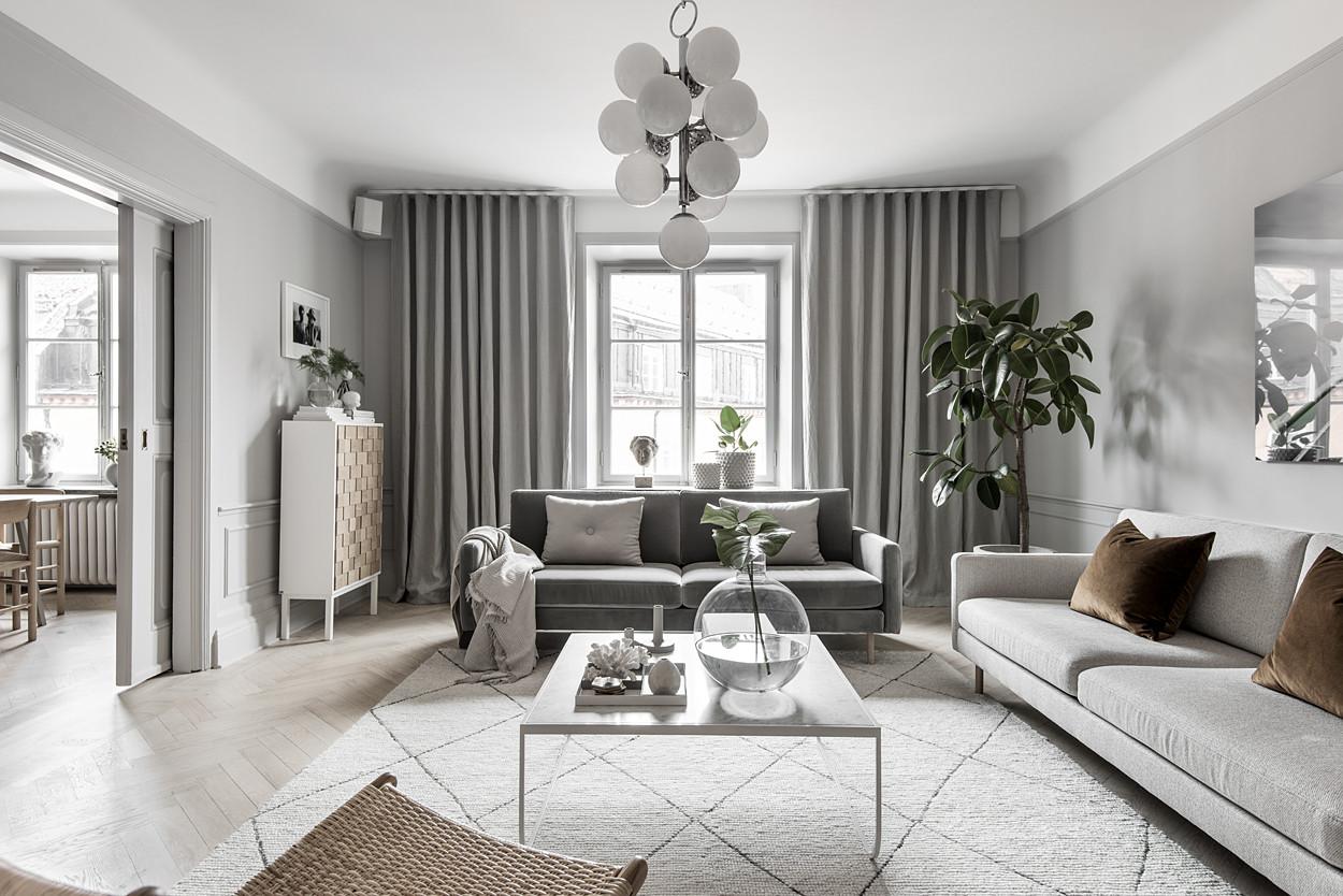 Nuances de gris en toute simplicité