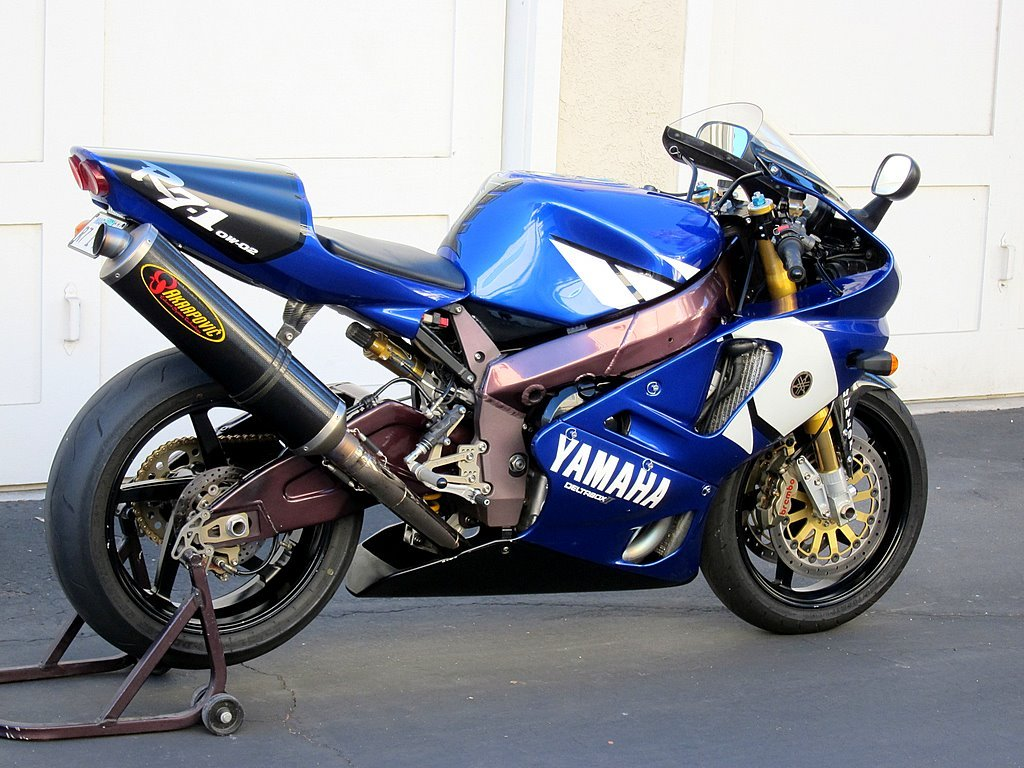 Buy Yamaha R V
