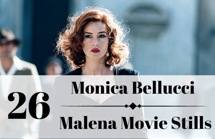 Monica Bellucci Malena Movie Stills - Sexy Actress Pictures | Hot Actress Pictures