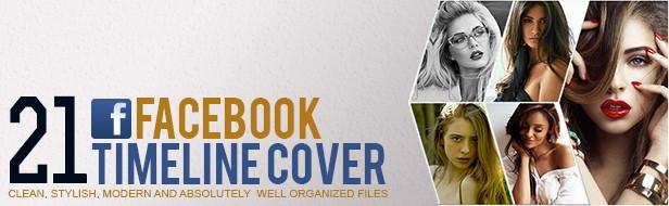 Facebook Fashion Cover Bundle