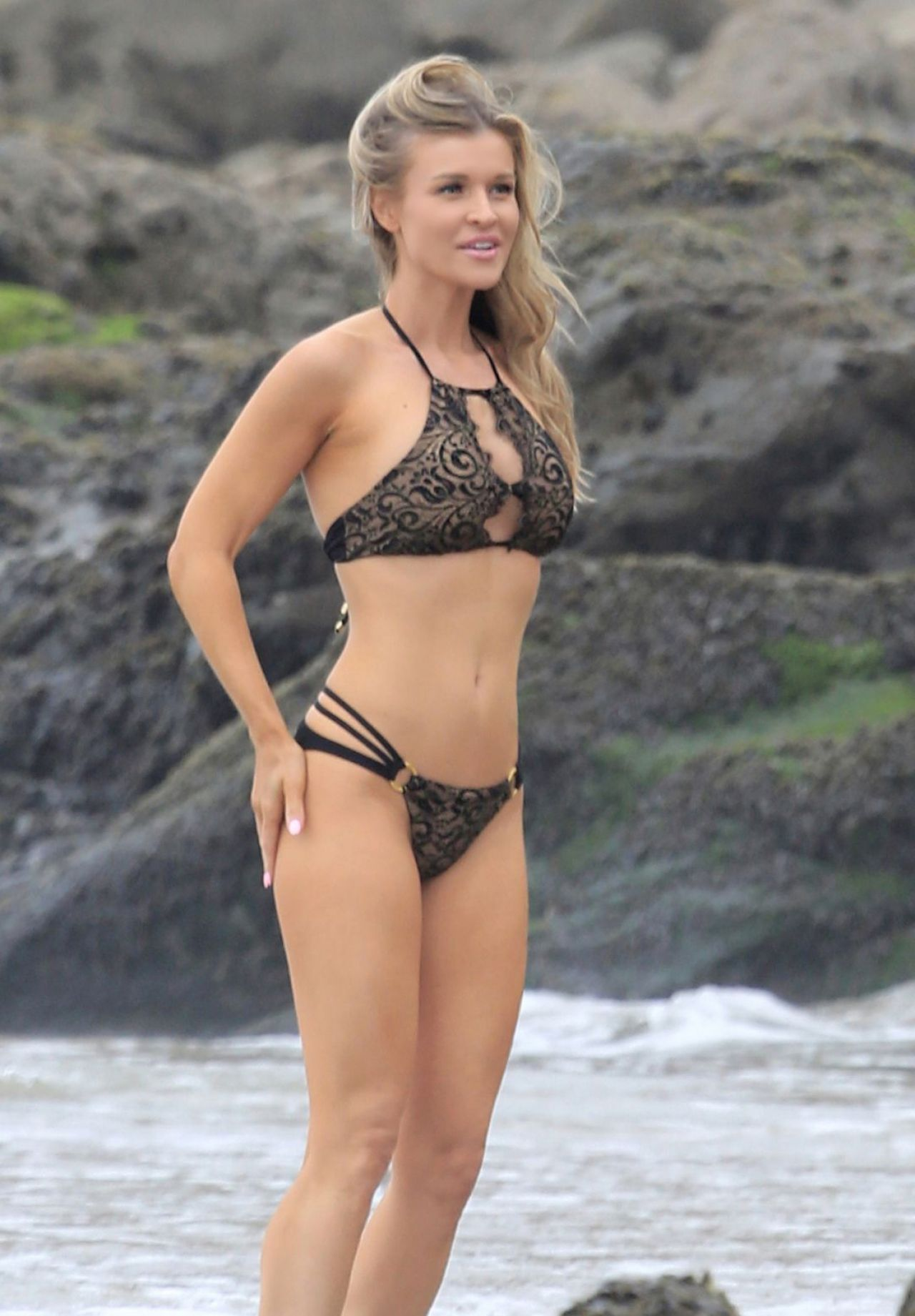 Joanna Krupa Bikini Photoshoot in Malibu - Hot Actress Pictures | Sexy Actress Pictures