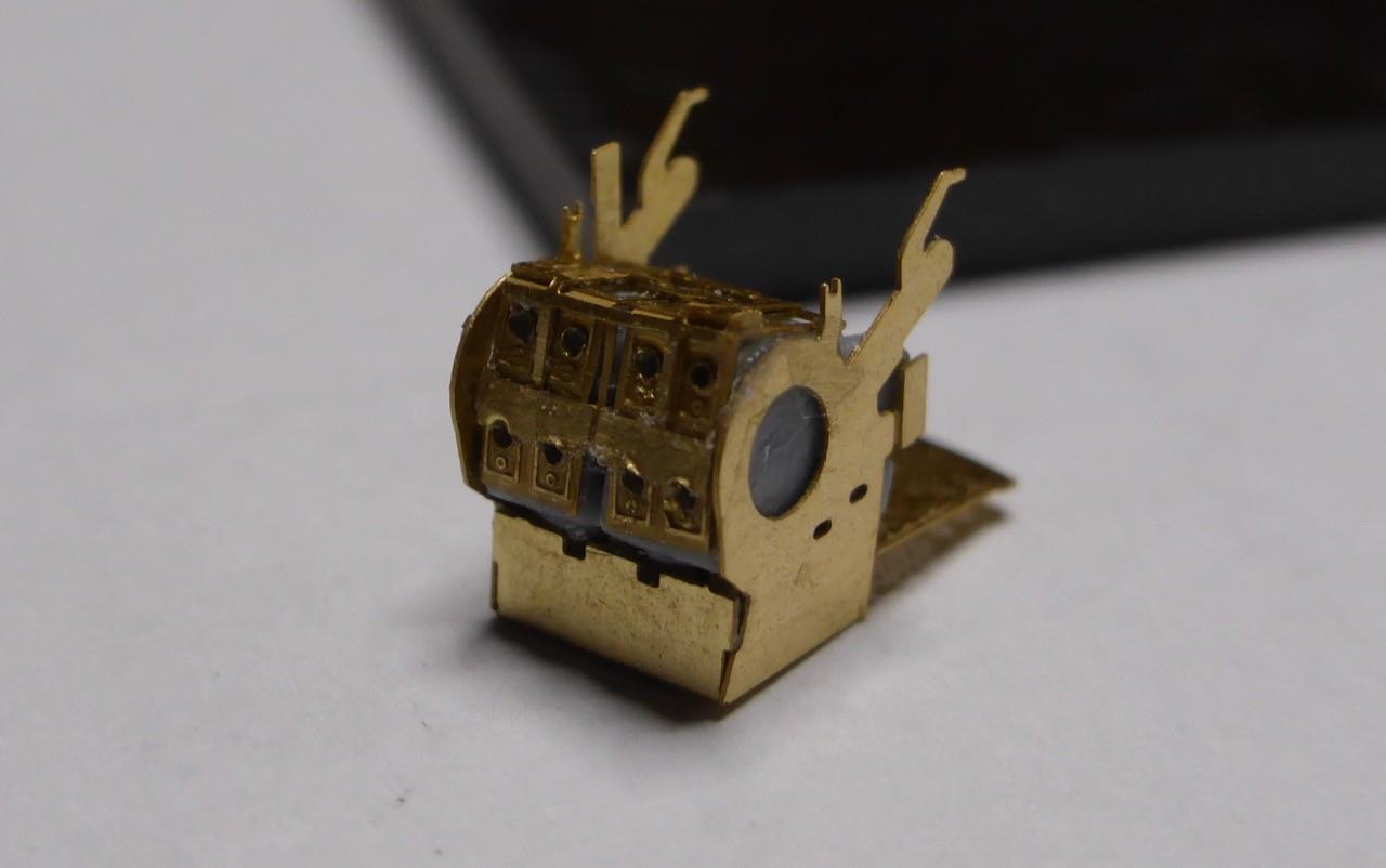 Model Shipwrights :: HMS Hood 1941 - Trumpeter 1/350 ... - photo#13
