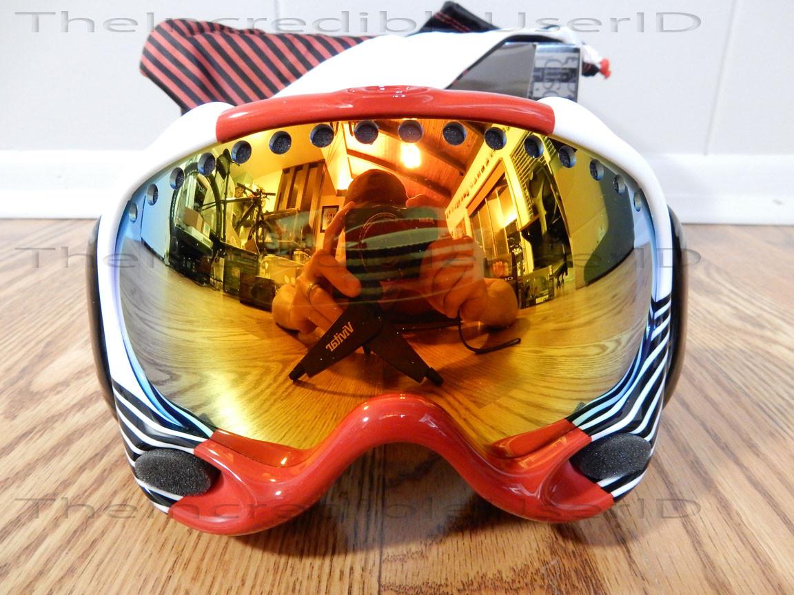 2016 oakley goggles  iridium goggles