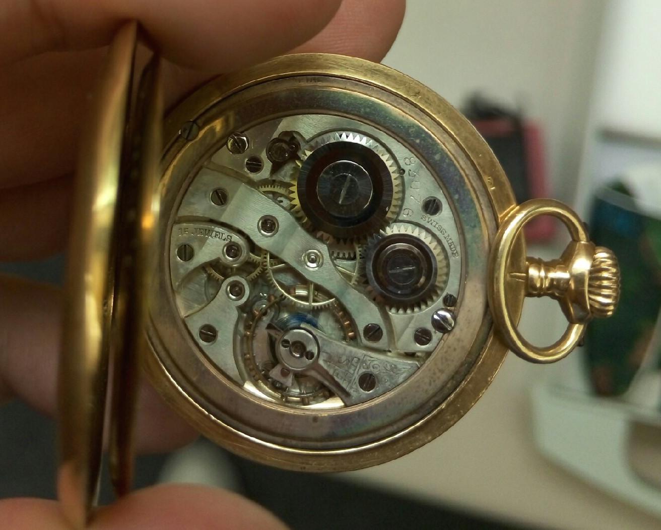 10a012259a7 Forum Horloger