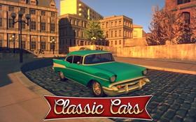 Driving School Classic Cars