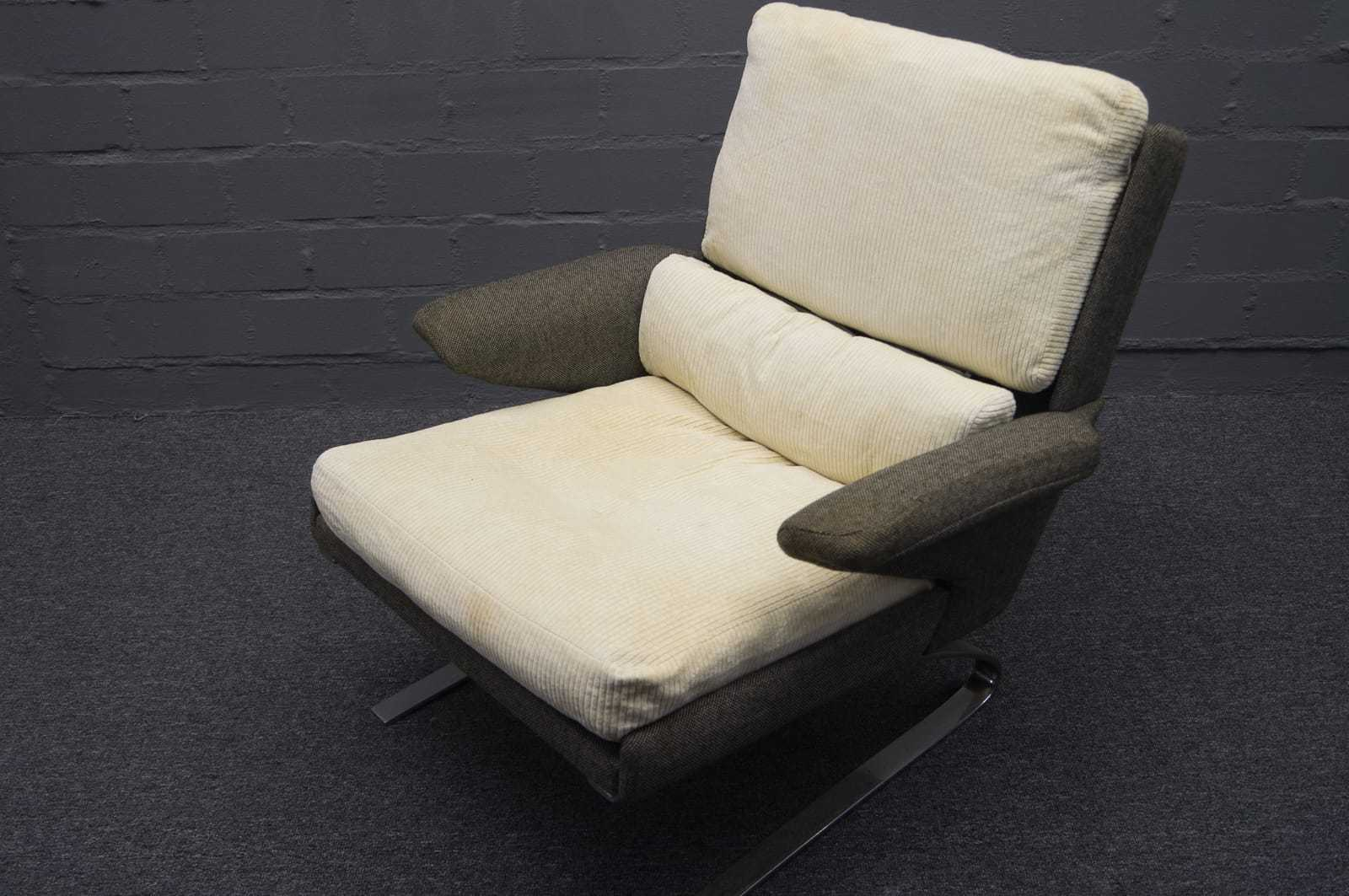 60er 70er cor sinus sessel lounge chair armchair ebay. Black Bedroom Furniture Sets. Home Design Ideas