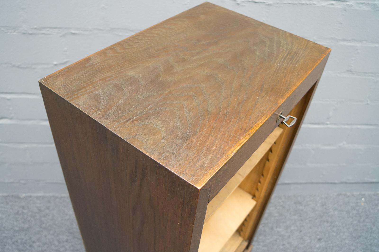 artz deco rolladenschrank kommode rolladen schrank ebay. Black Bedroom Furniture Sets. Home Design Ideas