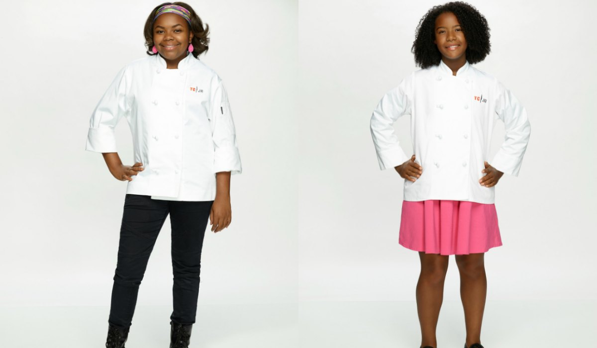 Meet the Amazingly Talented Black Girls on Top Chef Jr.