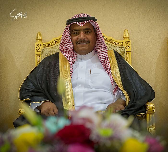 تغطية زواج الشريف فايز بن سعد العضيدان