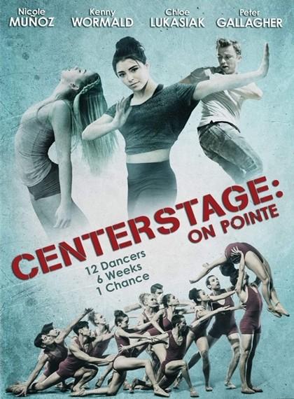 Sahne Sırası Balede – Center Stage: On Pointe 2016 (Türkçe Dublaj) BRRip XviD – indir