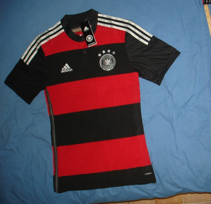 new germany adidas dfb adizero 2014 away authentic match. Black Bedroom Furniture Sets. Home Design Ideas