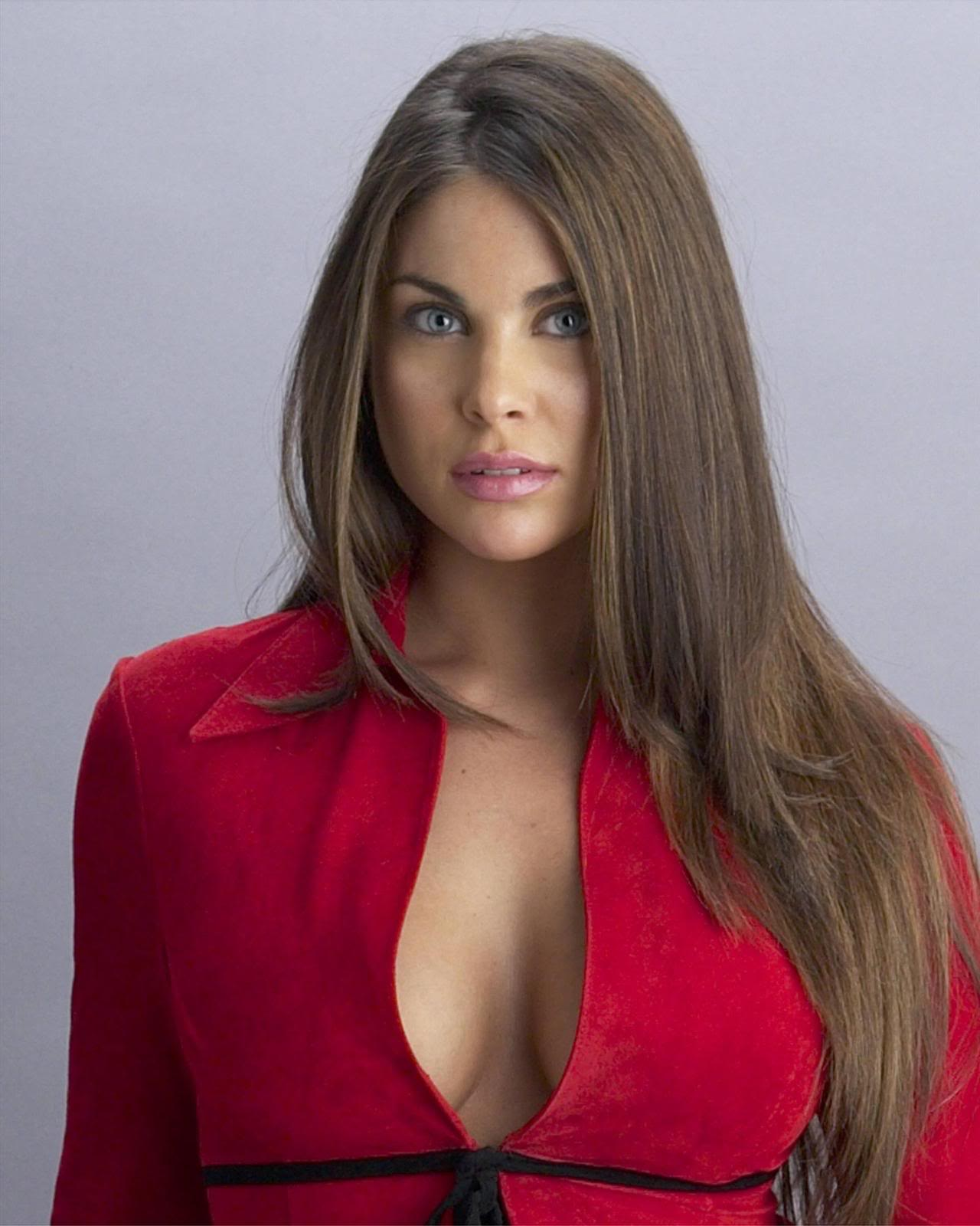 Nadia Bjorlin - Sexy red Photo Shoot - Sexy Actress Pictures | Hot Actress Pictures