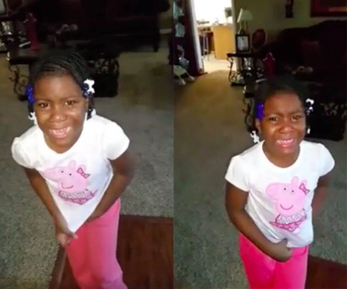 This Little Girl Is Devastated After Learning Obamas