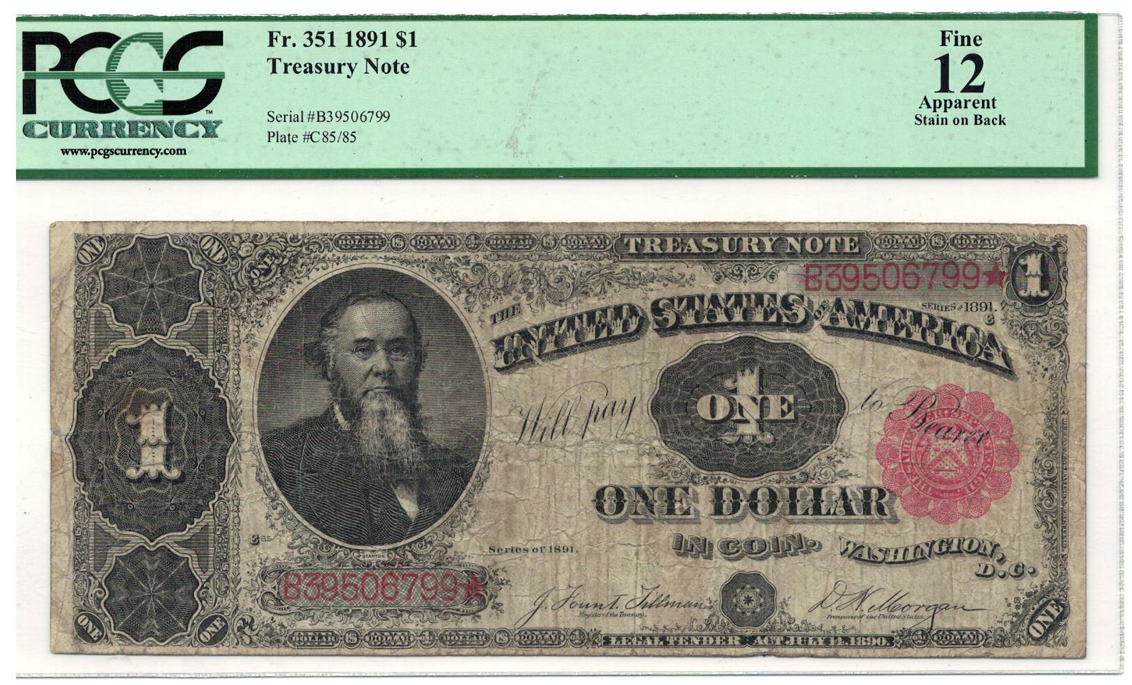 Individual - Treasury Notes