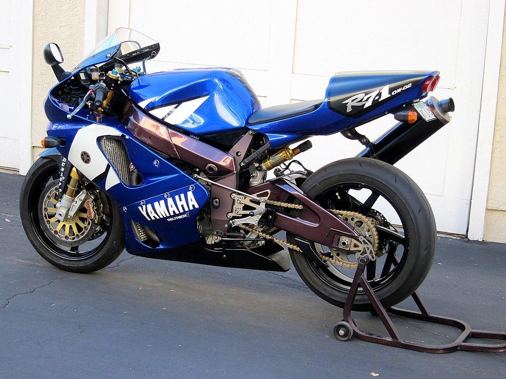 Buy 1999 Yamaha Yamaha R7 1 Ow 02 On 2040 Motos