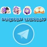 مرجع استیکر های بروز تلگرام