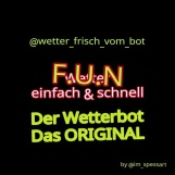 wetterbot by Janr