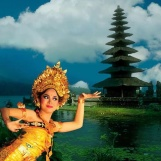 Beauty of Indonesia in picture