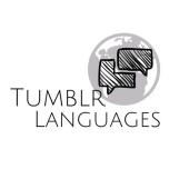 Tumblr Languages