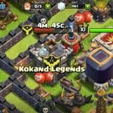 Kokand Legends clash