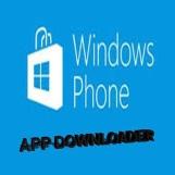 Windows Phone App Downloader