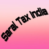 Saral Tax India