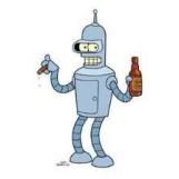 Робот Бэндер