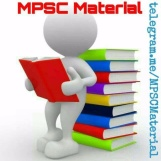 MPSC Material