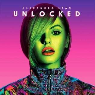 Alexandra Stan - Unlocked (International Edition) - 2014 Mp3 indir