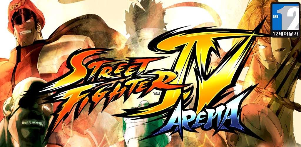 Street Fighter IV Arena v2.6 APK Full indir