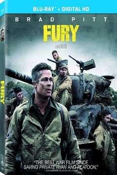 Fury - 2014 BluRay 1080p DuaL MKV indir