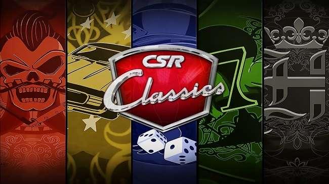 CSR Classics v1.4.4 APK Full indir