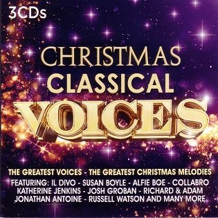 Christmas Classical Voices - Various - 2014 Mp3 indir