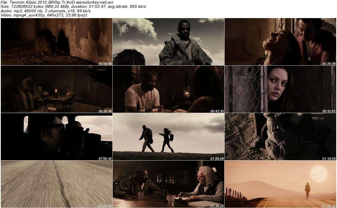 Tanrının Kitabı - 2010 BDRip XviD - Türkçe Dublaj Tek Link indir