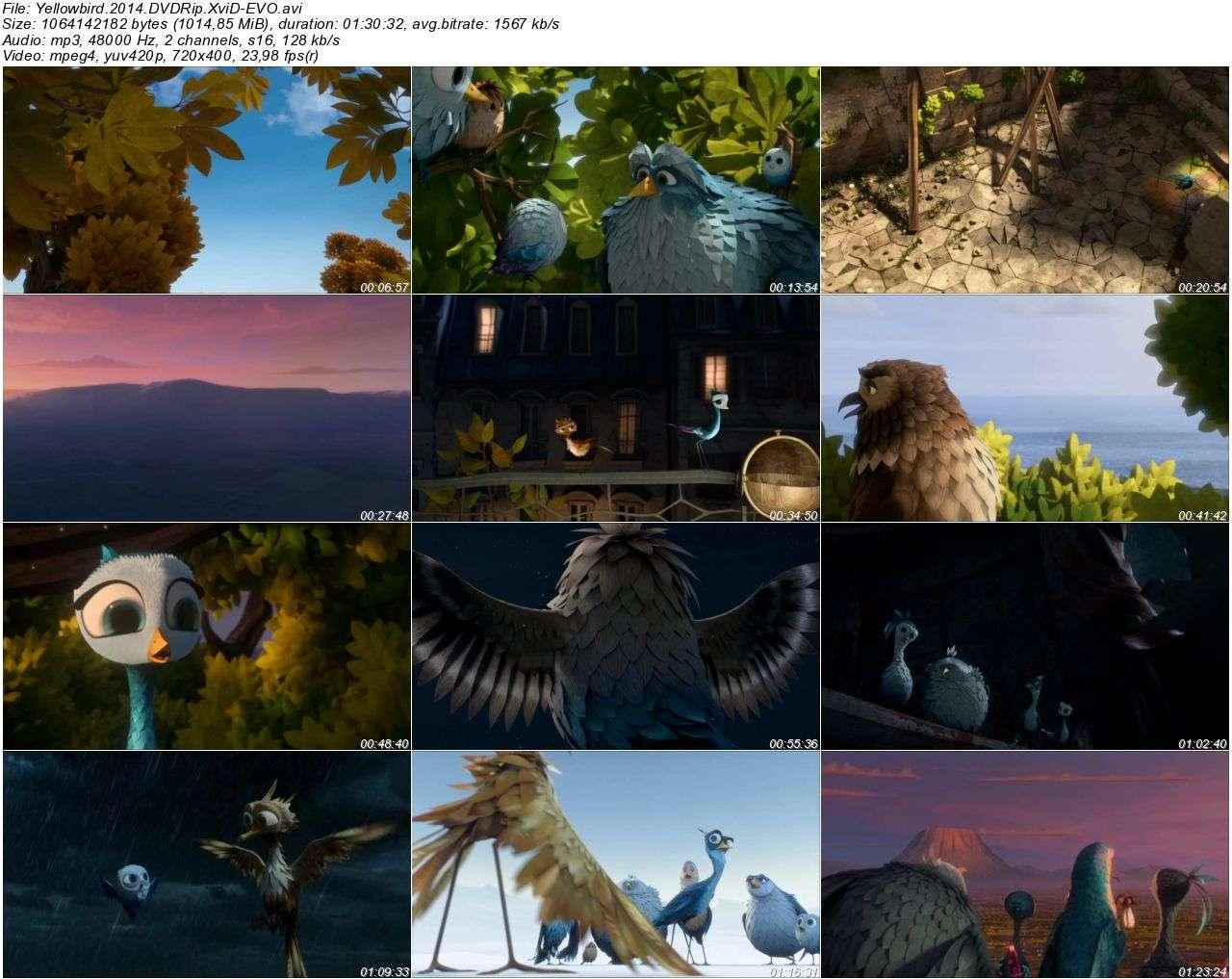 Yellowbird - 2014 DVDRip XviD - Türkçe Altyazılı Tek Link indir