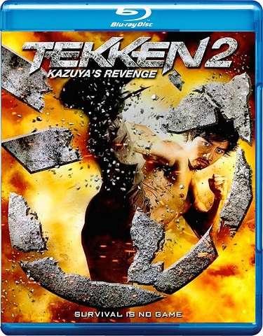 Tekken 2 Katzyuas Revenge - 2014 BluRay 1080p x264 DTS MKV indir