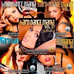 Hard Dance Mania Vol.27-31 - 2014 Mp3 Full indir