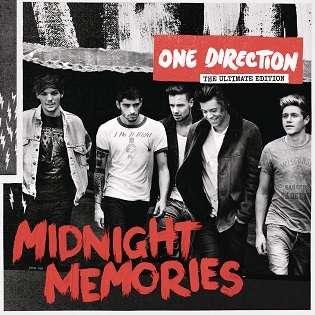 One Direction - Midnight Memories (Deluxe) - 2013 Mp3 indir